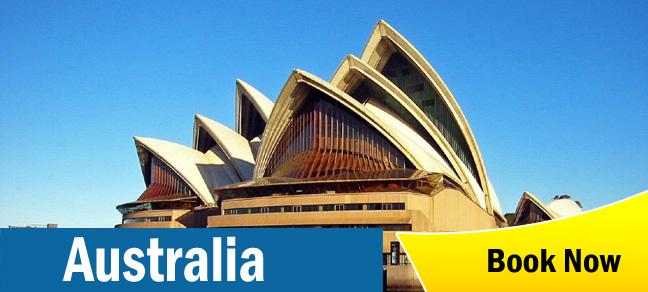 Australia STUDENT TOUR
