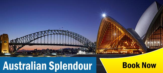 AUSTRALIAN SPLENDOUR group tour package