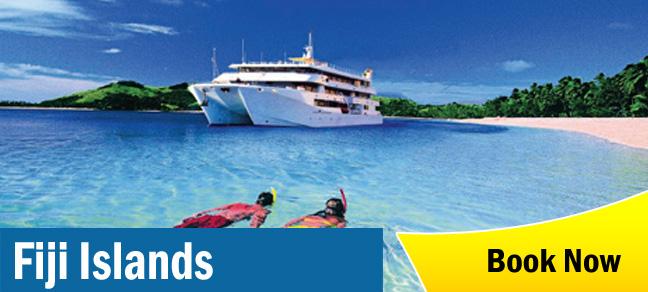 FIJI ISLANDS honeymoon packages