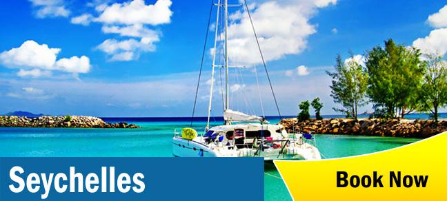 SEYCHELLES honeymoon tour package planner